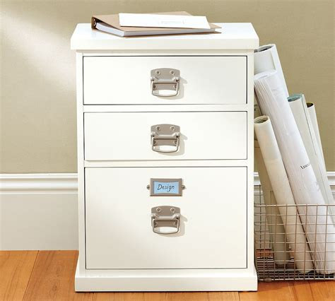 home office desk with file cabinet wooden file cabinets pottery barn white wood file cabinet
