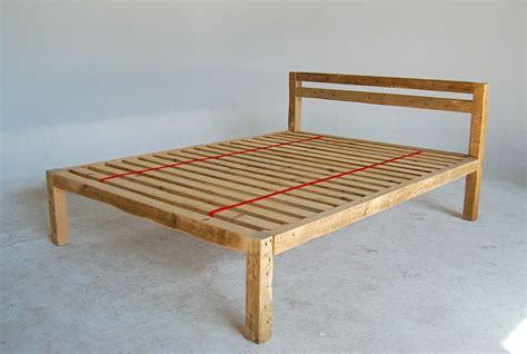 diy platform bed frame woodworking plans