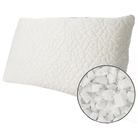 Snow Pillows by Protect A Bed Snow Foam Cluster Cooling Pillow Pstsfc72