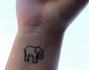 40+ kleine Tattoos - Ideen für Motive mit Bedeutung