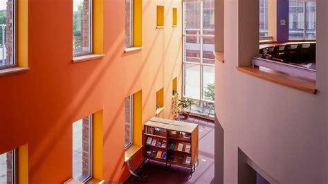 colorado state university morgan library loa architecture