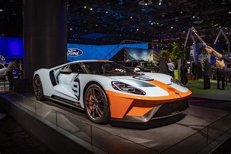 2019 Ford Gt by 2019 Ford Gt Heritage Edition Top Speed