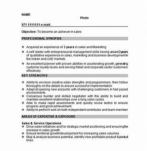 Help With Resume Wording Free 9 Sample Sales Resume Templates In Pdf Ms Word