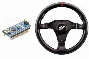 Emulating Thrustmaster T500 Gt Wheel Electronics With