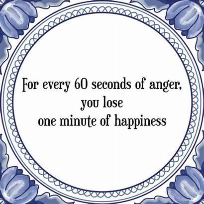 Seconds Spreuk Happiness Tegelspreuken Spreuken Tegeltje