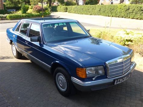 84 1984 mercedes 380 se/500 sel/500 sec owners manual original. 1984 Mercedes 500SEL With Only 64k Miles For Sale | Car ...