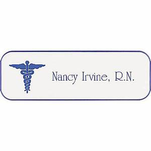 custom engraved plastic name badges by office depot With custom name badges office depot