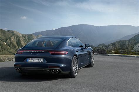 navy blue porsche 2017 porsche panamera reviews and rating motor trend