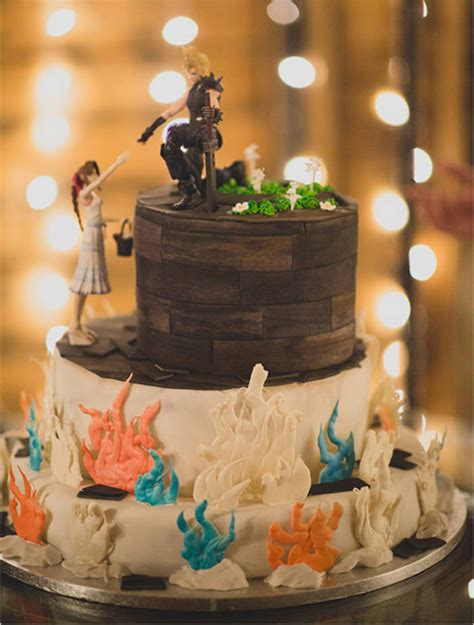 creative wedding cake designs  dont