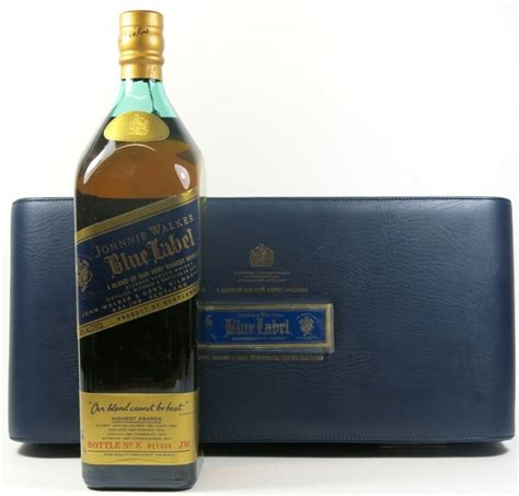 johnny walker colors and price whisky johnnie walker blue label leather box 1 75 l