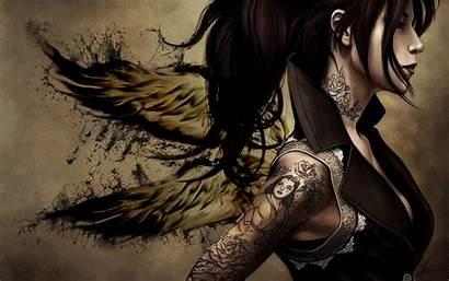 Tattoo Wallpapers Backgrounds Wings Myspace Wallpapersafari