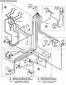 Mercruiser Wiring Harnes Diagram