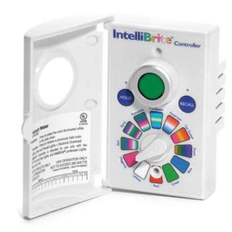 Pentair Intellibrite Pool Light Controller Remote Control