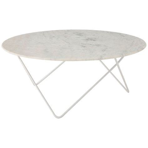 Round extendable dining tables are usually the already extended shape of an extendable dining table. Redelong Round Coffee Table Wrought Studio | Marble round coffee table, Coffee table, Extendable ...