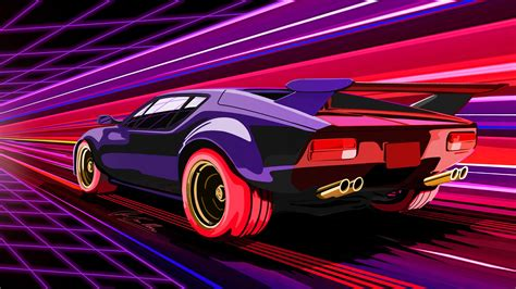 Car Wallpaper Retro retrowave wallpapers wallpaper cave
