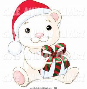 Cute Christmas Animal Clipart (48+)