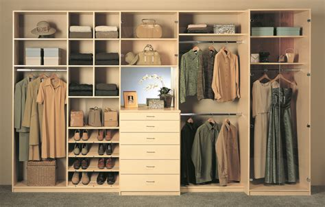 Closet Organizers : Coming Out Of The Closet; Secrets Of A Personal Organizer