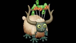 My Singing Monster My Singing Monsters Dof Woolabee Baby Monster Sounds