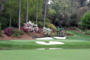 12th Hole Augusta National Golf Course