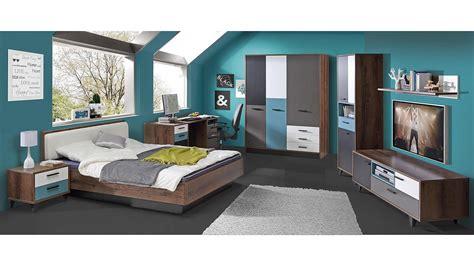 Schwarz Weiß Jugendzimmer by Jugendzimmer 2 In Schlammeiche Wei 223 Schwarz Gr 252 N Grau
