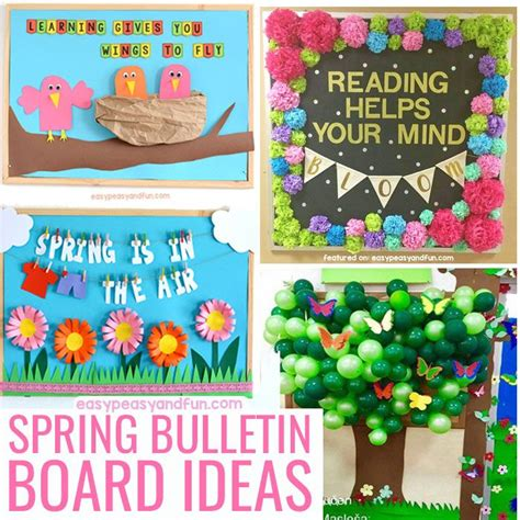 spring bulletin board ideas   classroom theme