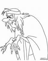 Cauldron Eilonwy Disneyclips Funstuff sketch template