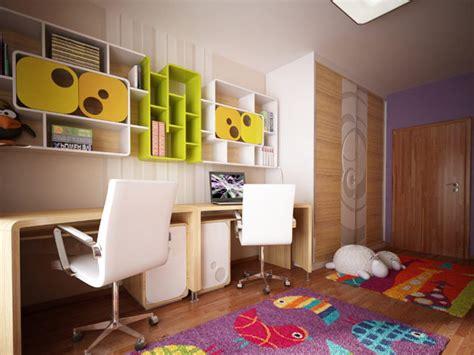 Kids Bedroom Desk Home And Lock Screen Wallpaper