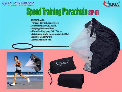 Jual Parachute Parasut Latihan speed parachute stp 01 distributor olahraga