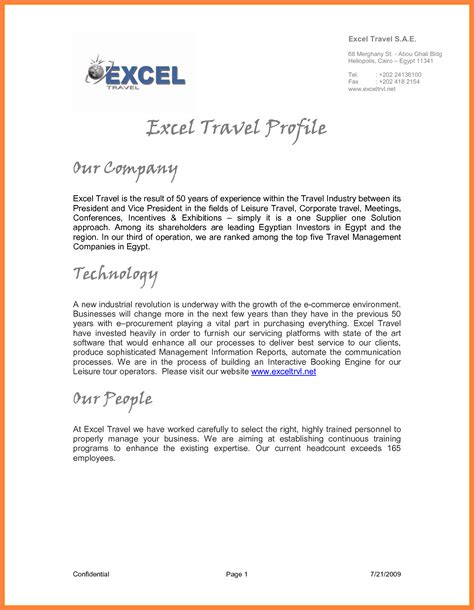 company profile template for small business 5 sle company profile for small business company letterhead