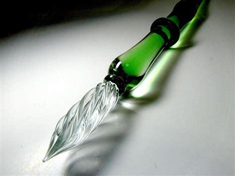 glass pens   world gevin enterprises