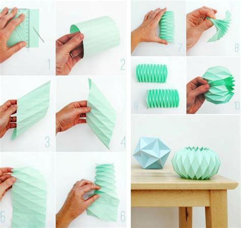 origami le 5 anleitungen f 252 r eine originelle lichtquelle