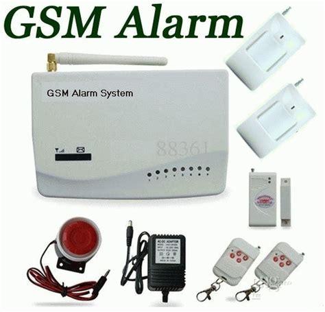 jual gsm alarm keamanan rumah kantor alarm anti maling