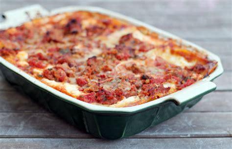 This Week For Dinner Deeeeelicious Lasagna Recipe This