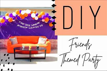 Friends Party Themed Diy Tv Iphone Wallpapers
