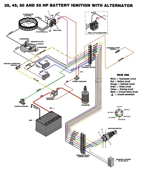 force  hp wiring diagram needed page  iboats