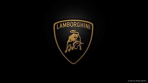 Lamborghini Logo Wallpaper 37842