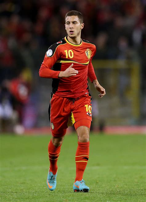 The images are carefully selected to best fit today's smartphone screen sizes. Eden Hazard Photos Photos - Belgium v Scotland - FIFA 2014 ...