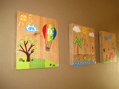 Diy Art For Kids Rooms-design Dazzle