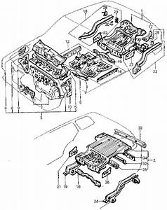 Honda Online Store   1983 Civic Body Structure