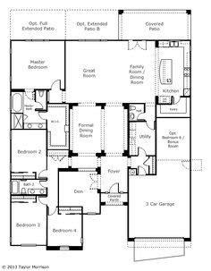 Cool Taylor Morrison Homes Floor Plans - New Home Plans Design