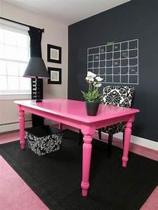 30, Delightful, Feminine, Home, Office, Furniture, Ideas