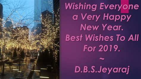 Wishing Everyone A Very Happy New Year. Best Wishes To All