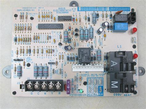 Carrier Bryant Hkfz Furnace Control Circuit Board