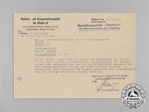 germany ss an extensive document group to ss totenkopf With documents 5 ss