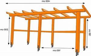Holzunterstand Selber Bauen : gartenpavillon selber bauen ~ Whattoseeinmadrid.com Haus und Dekorationen