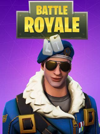 fortnite royale bomber skin psn key europe gacom