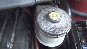 Where Is The Brake Fluid Located Honda Civic 2006 2011