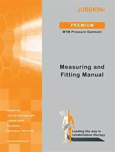 Jobskin Premium Measure Manual  With Images