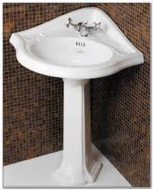 bathroom sinks and faucets ideas small corner pedestal sink bathroom sinks and faucets home design ideas 4bn6zpznro