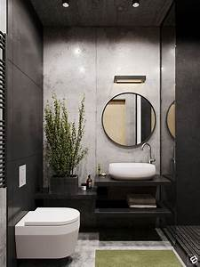 Best modern small bathrooms and functional toilet design for Best toilets for small bathrooms